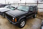 Lot: 27-143218 - 1998 Jeep Cherokee SUV