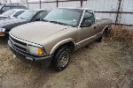 Lot: 30-143898 - 1997 Chevrolet S-10 Pickup