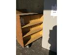 Lot: 6060 - (3) Tables & Rolling Shelf