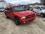 Lot: 13-S236341 - 1999 DODGE DURANGO SUV