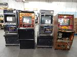 Lot: 72 - (4) Gaming Machines<BR><span style=color:red>THIS IS A RESTRICTED AUCTION</span>
