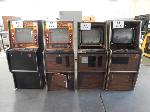 Lot: 73 - (4) Gaming Machines<BR><span style=color:red>THIS IS A RESTRICTED AUCTION</span>