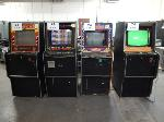 Lot: 74 - (4) Gaming Machines<BR><span style=color:red>THIS IS A RESTRICTED AUCTION</span>