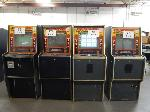 Lot: 75 - (4) Gaming Machines<BR><span style=color:red>THIS IS A RESTRICTED AUCTION</span>