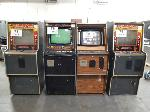Lot: 78 - (4) Gaming Machines<BR><span style=color:red>THIS IS A RESTRICTED AUCTION</span>