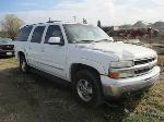 Lot: 10-165188 - 2002 CHEVROLET SUBURBAN SUV