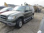 Lot: 35-A95289 - 2003 FORD EXPLORER SUV