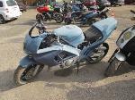 Lot: 42-401006 - 1995 HONDA CBR600 MOTORCYCLE