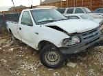 Lot: B8100007 - 1997 FORD F150 PICKUP - KEY