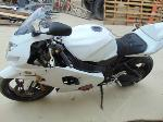 Lot: B8100340 - 2005 SUZUKI GSXR600 MOTORCYCLE