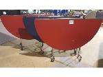 Lot: 5-FURN - (6) Cafeteria Tables