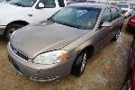 Lot: 03-59196 - 2007 Chevrolet Impala - Key / Runs & Drives