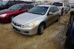 Lot: 09-59166 - 2006 Honda Accord - Key / Runs & Drives
