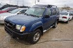 Lot: 10-59331 - 2001 Nissan Xterra SUV - Key / Runs & Drives