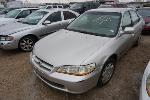 Lot: 26-59339 - 1999 Honda Accord