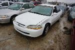 Lot: 27-58588 - 1998 Honda Accord - Key / Runs & Drives