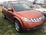 Lot: 84011 - 2005 NISSAN MURANO SUV