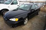 Lot: 24-141794 - 2001 Pontiac Grand Am - Key / Runs & Drives