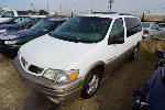 Lot: 27-142869 - 2002 Pontiac Montana Van
