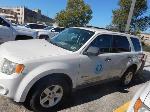 Lot: 9.HOUSTON - 2009 FORD ESCAPE HYBRID SUV - KEY