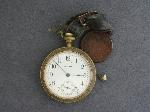 Lot: 562 - WALTHAM POCKET WATCH