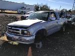 Lot: 290 - 1995 CHEVY S-10 PICKUP