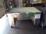 Lot: CN-936 - STAINLESS STEEL ISLAND