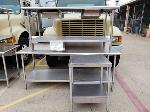 Lot: CN-952 - (3) STAINLESS STEEL TABLES