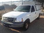 Lot: SC3-101 - 1998 Ford F-150 Pickup   Vehicle #992-004