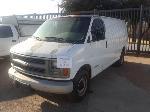 Lot: SC3-102 - 2002 Chevrolet Express 2500 Van   Vehicle #976-E-004