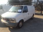 Lot: SC3-103 - 1996 GMC Safari Van   Vehicle #990-T-003