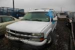 Lot: 57389.FWPD - 2002 CHEVY TAHOE SUV