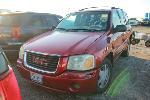 Lot: 60121.FWPD - 2002 GMC ENVOY SUV - KEY / STARTS