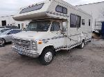 Lot: 645 - 1987 CHEVY CAMPER