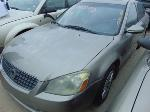 Lot: B8100103 - 2005 NISSAN ALTIMA