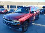 Lot: B8100507 - 2004 CHEVROLET SUBURBAN SUV<BR><span style=color:red>Updated 01/14/19</span>