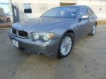 Lot: B8110008 - 2003 BMW 741i - KEY