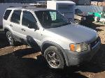 Lot: 01 - 2002 FORD ESCAPE 4X4 SUV - KEY / RUNS & DRIVES