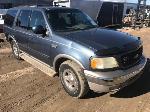 Lot: 03 - 2002 FORD EXPEDITION SUV - KEY / RUNS & DRIVES