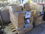 Lot: 503 - PALLET OF BATTERY CABLE SET, TRANSFER TANK & PARTS