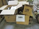 Lot: 509 - PALLET OF AUTO PARTS & TIRE CHAINS