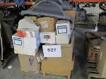 Lot: 527 - PALLET OF REBUILT ALTENATORS, WATER PUMP