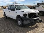 Lot: 106.AMARILLO - 2011 FORD EXT CAB PICKUP TRUCK