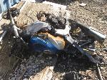 Lot: B8090702 - 2011 KAWASAKI ZX600R MOTORCYCLE