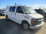 Lot: 01-233258 - 2000 CHEVROLET EXPRESS 1500 VAN