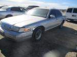 Lot: 38-186460 - 2001 FORD CROWN VICTORIA LX