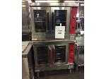 Lot: 6099 - Vulcan Double Oven