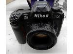 Lot: 02-21635 - Nikon Camera
