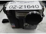 Lot: 02-21640 - Sony Camera