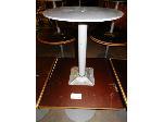 Lot: 02-21681 - (2) Square Tables